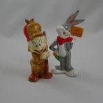 Elmer Fudd & Bugs Bunny