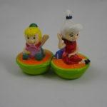 Elroy & Judy Jetson