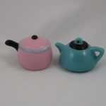 Pot & kettle