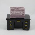 Desk & typewriter