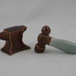Anvil & hammer